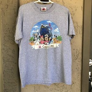 Vintage Disney Made in USA T shirt Mickey Mouse
